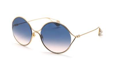 Gucci GG0253S 003 58-20 Gold 188,47 €