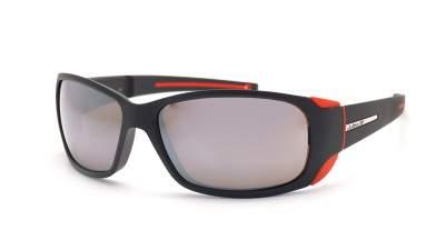 Julbo Montebianco Schwarz Matt J415 1222 62-15 Mittel Verspiegelte Gläser