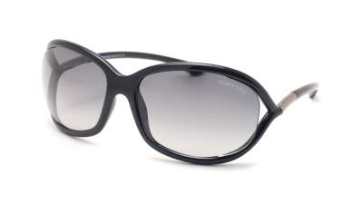 Tom Ford Jennifer Noir FT0008S 01B 61-16 Medium Dégradés