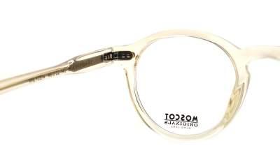 Moscot Miltzen Transparent MIL 0600-46-AC-DEM-01 46-22
