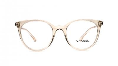 Chanel CH3378 C1534 50-19 Transparent