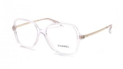 Chanel CH3382 C1534 54-16 Transparent