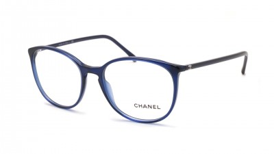 Chanel Signature Blue CH3282 C503 54-18 Large
