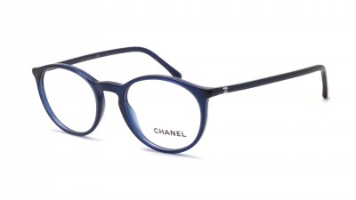 Chanel CH3372 C503 48-19 Blue Small