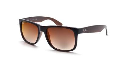 Ray-Ban Justin Flash gradient lenses Brun RB4165 714/S0 51-16 89,90 €