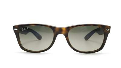 Ray-Ban P New Wayfarer Tortoise RB2132 894/76 52-18 Polarized