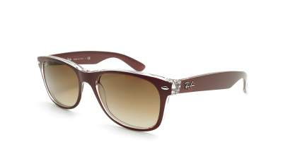 Ray-Ban New Wayfarer Lila RB2132 6054/85 55-18 94,11 €