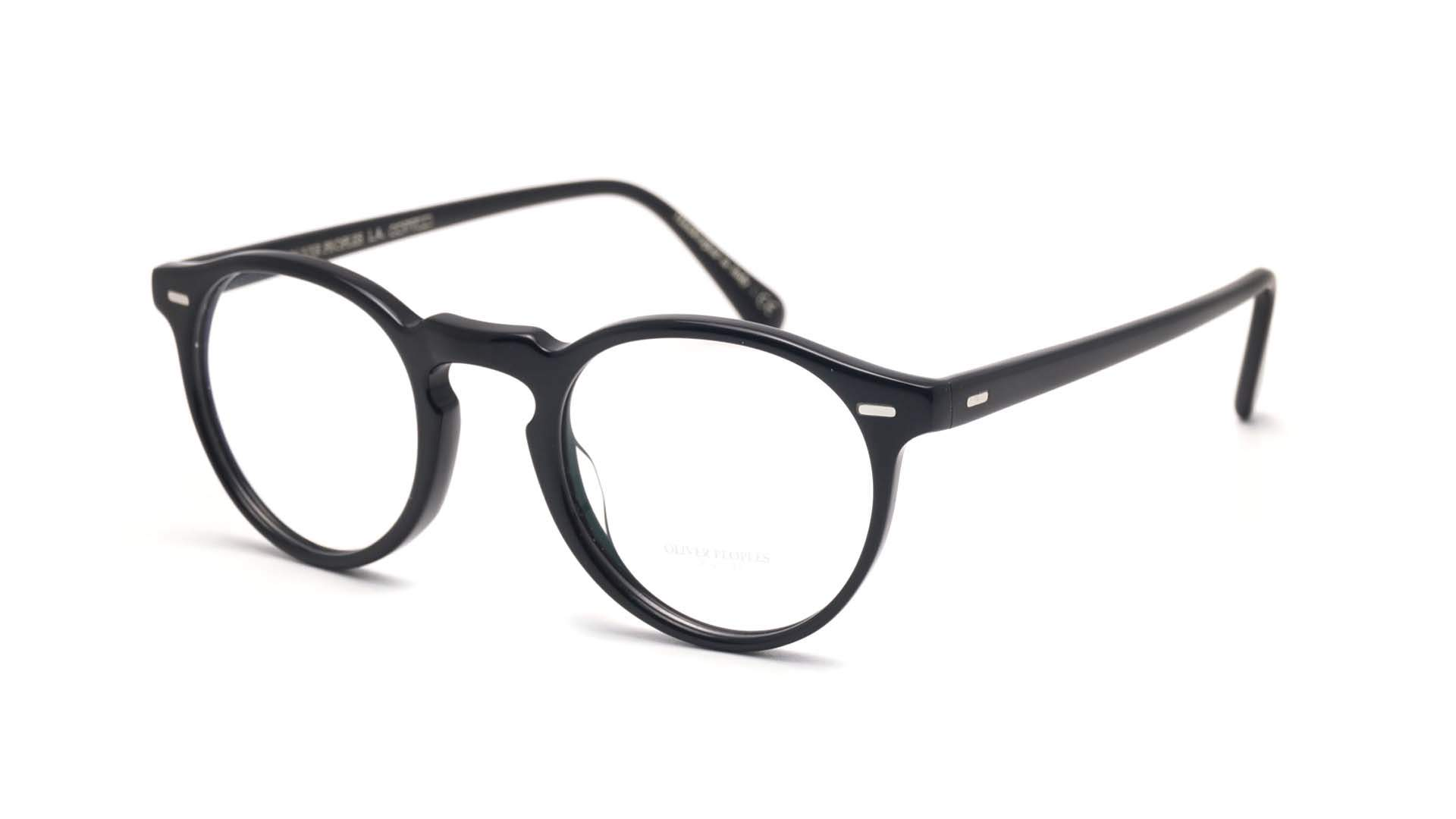 Oliver peoples Gregory Peck Noir OV5186 1005 47 23 Small
