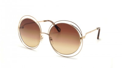 Chloé Carlina Golden CE114SD 784 58-18 Gradient 281,63 €