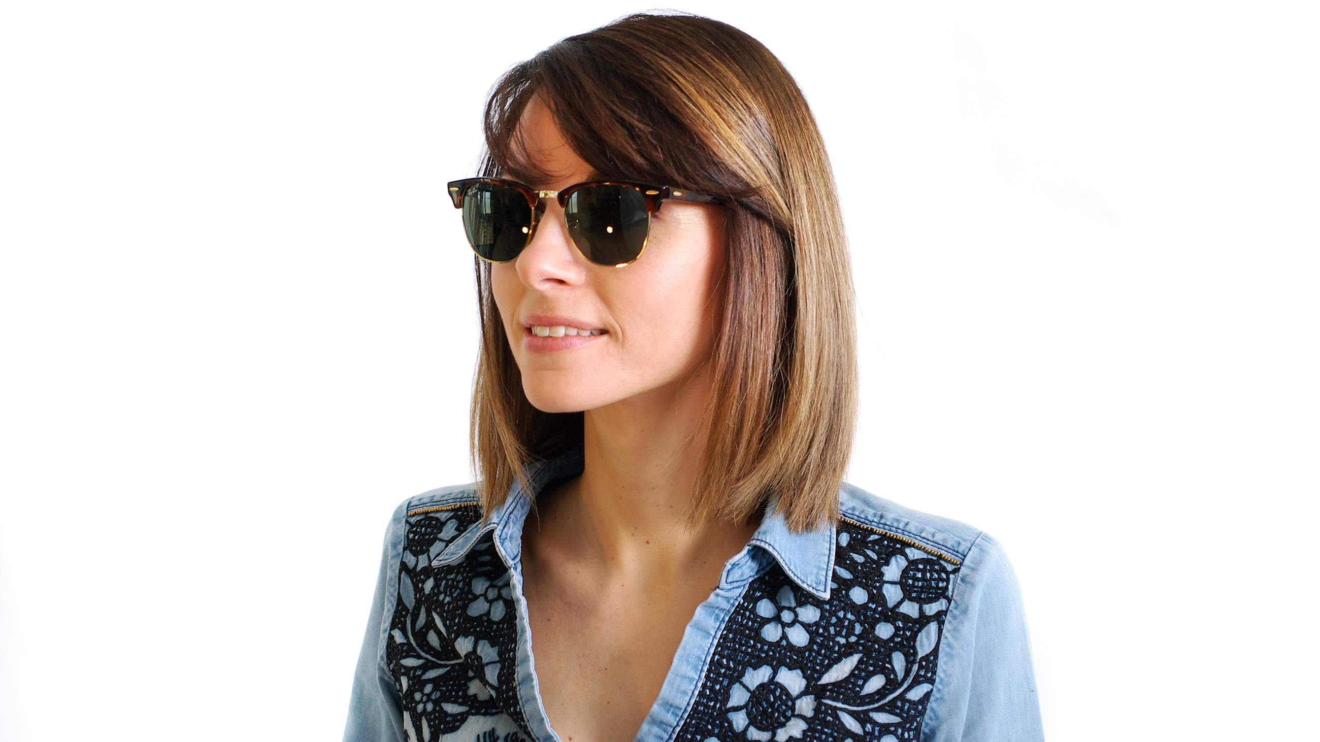 ray ban clubmaster classic femme