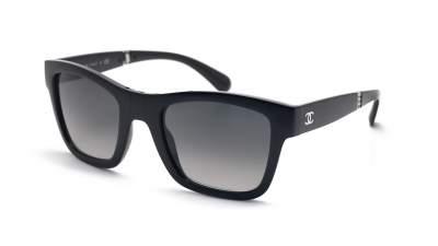Chanel Chaîne Schwarz CH6053 C501/71 53-22 Polarized Gradient Klappbrille 349,02 €