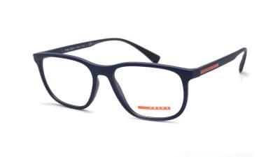 Prada Linea Rossa PS05LV 288-1O1 55-17 Blau Mat 121,88 €