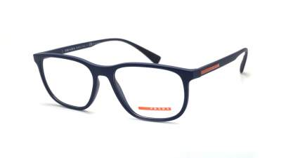 Prada Linea Rossa PS05LV 288-1O1 55-17 Bleu Mat 122,90 €