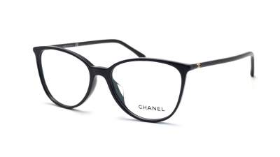 Chanel Asian Fit Schwarz CH3373A C501 54-16 188,37 €