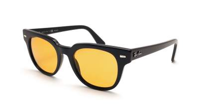 Ray-Ban Meteor Schwarz RB2168 901/N9 50-20 Polarized 138,78 €
