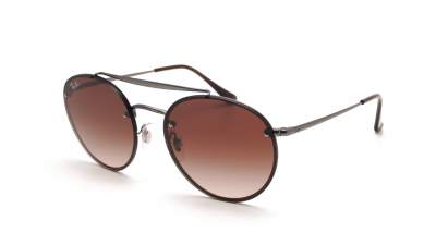 Ray-Ban Round Blaze Argent Mat RB3614N 9144/13 54-18 84,90 €