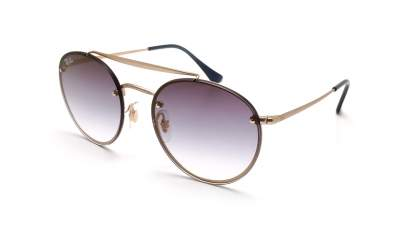 Ray-Ban Round Blaze Or Mat RB3614N 9140/0S 54-18 94,90 €