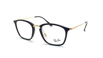 Ray-Ban RX7164 2000 50-20 Black Small