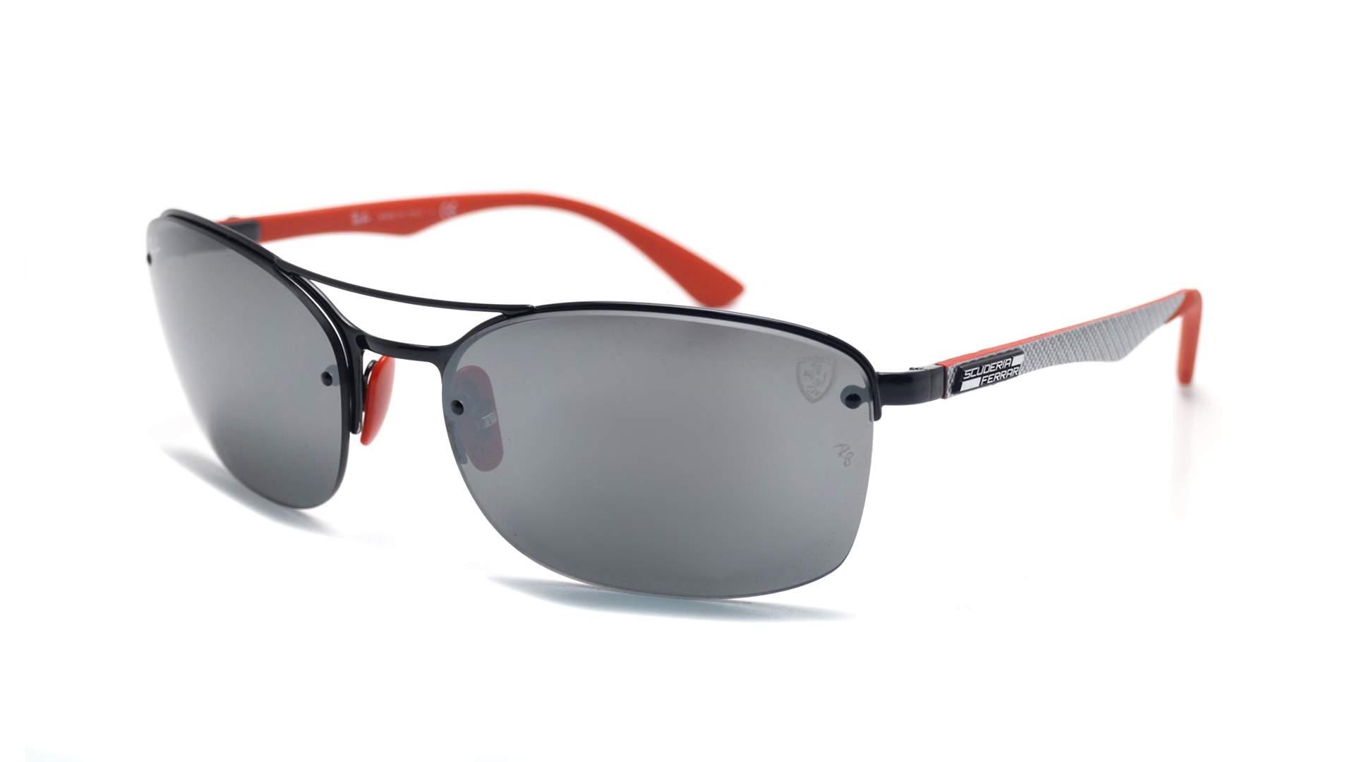 oculos rayban hexagonal ferrari