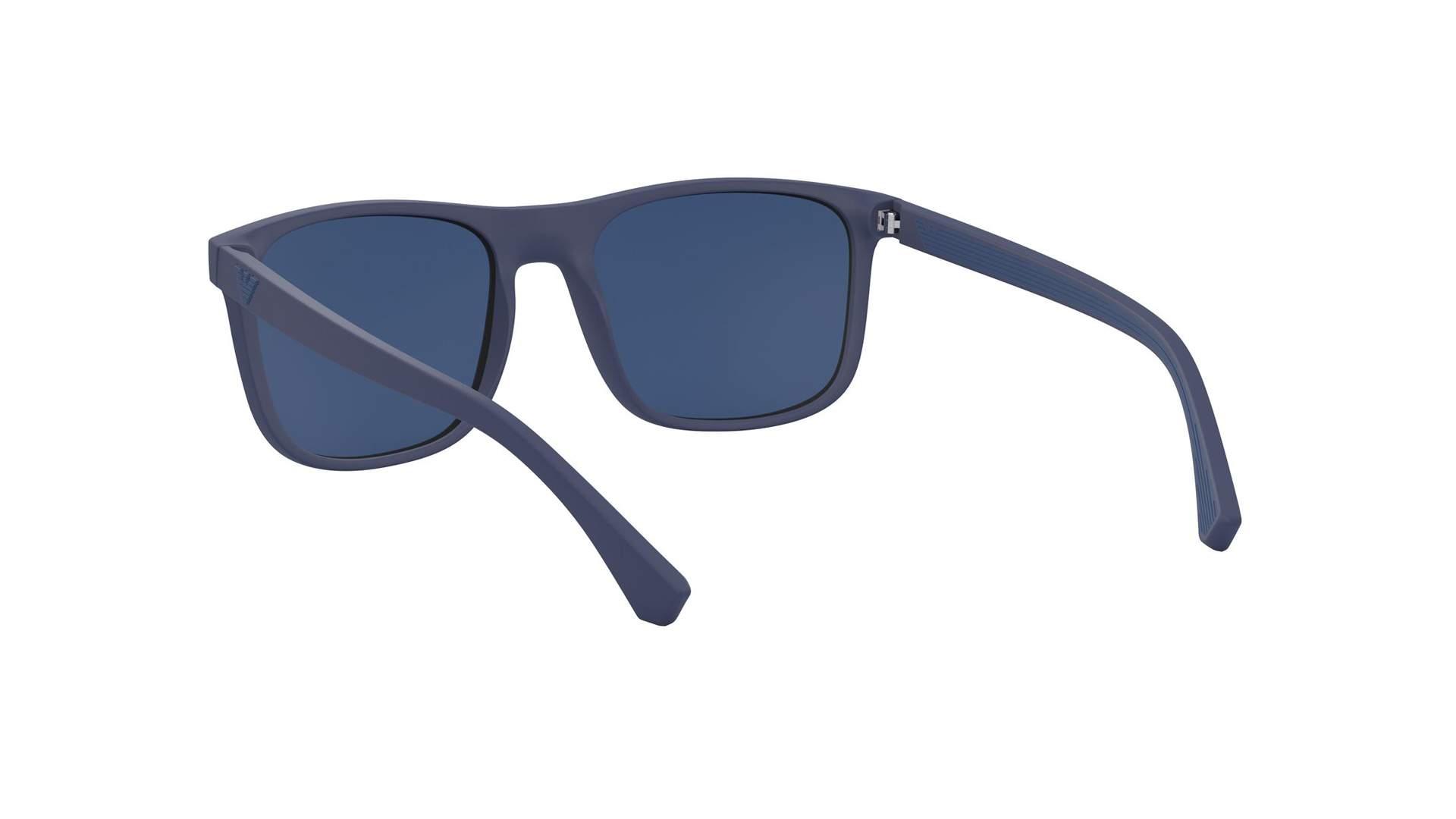 Emporio Armani Ea4129 575480 56 19 Blau Mat Visiofactory