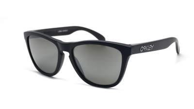 Oakley Frogskins Schwarz Mat OO9013 F7 55-17 Polarized 104,30 €