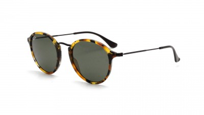 Ray-Ban Round Fleck Tortoise RB2447 1157 52-21 Large 95,95 €