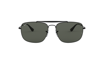Ray-Ban P The colonel Black Mat RB3560 002/58 58-17 Polarisés