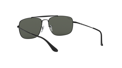 Ray-Ban P The colonel Noir Mat RB3560 002/58 58-17 Polarisés