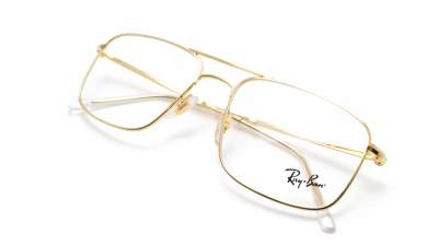 Ray-Ban RX6434 2500 53-18 Or