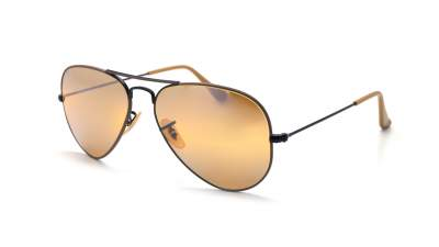 Ray-Ban Aviator Mirror Braun Mat RB3025 9153/AG 55-18 Gradient 92,73 €