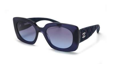 Chanel Matelassé Denim Blue CH5406 C508/S2 53-21 249,95 €