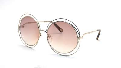 Chloé Carlina Gold CE114SD 777 58-18 Gradient