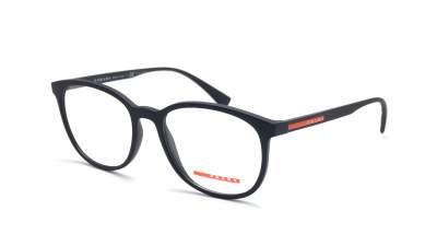 Prada Linea Rossa PS07LV DG0101 55-18 Noir Mat 122,90 €