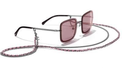 Chanel Chaîne Silver CH4244 C108/D8 57-18
