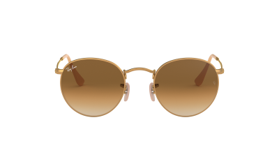 Ray-Ban Round Metal Gold Mat RB3447 112/51 50-21 Gradient