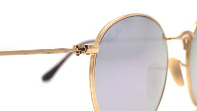 Ray-Ban Round Gold Mat RB3447 001/8O 50-21