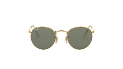 Ray-Ban Round Metal Or RB3447 001/58 50-21