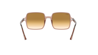 Ray-Ban Square Ii Transparent RB1973 1281/51 53-20