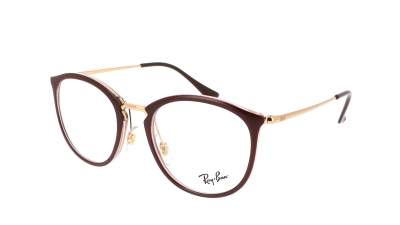 Ray-Ban RX7140 RB7140 5971 51-21 Brun 97,90 €