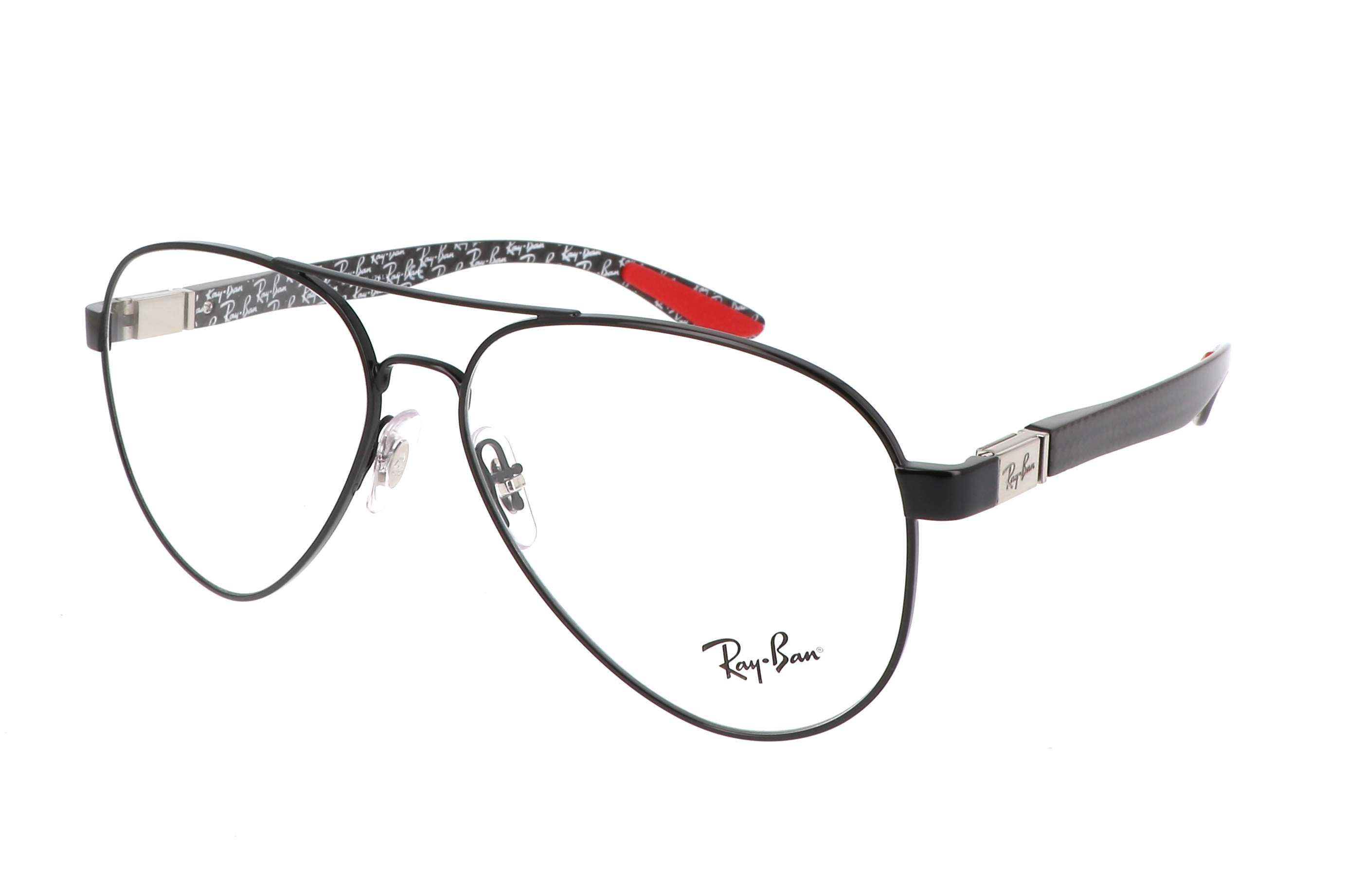 ray ban aviator eyeglasses