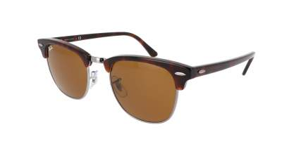 Ray-Ban Clubmaster Écaille Mat RB3016 W3388 49-21 91,90 €