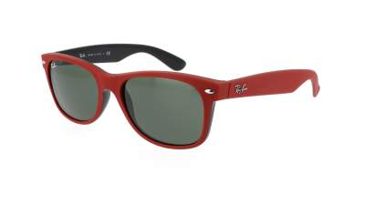 Ray-Ban New Wayfarer Red Matte RB2132 6466/31 58-18 84,90 €