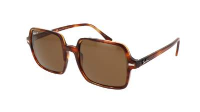Ray-Ban Square II Tortoise RB1973 954/57 53-20 Polarized 127,90 €