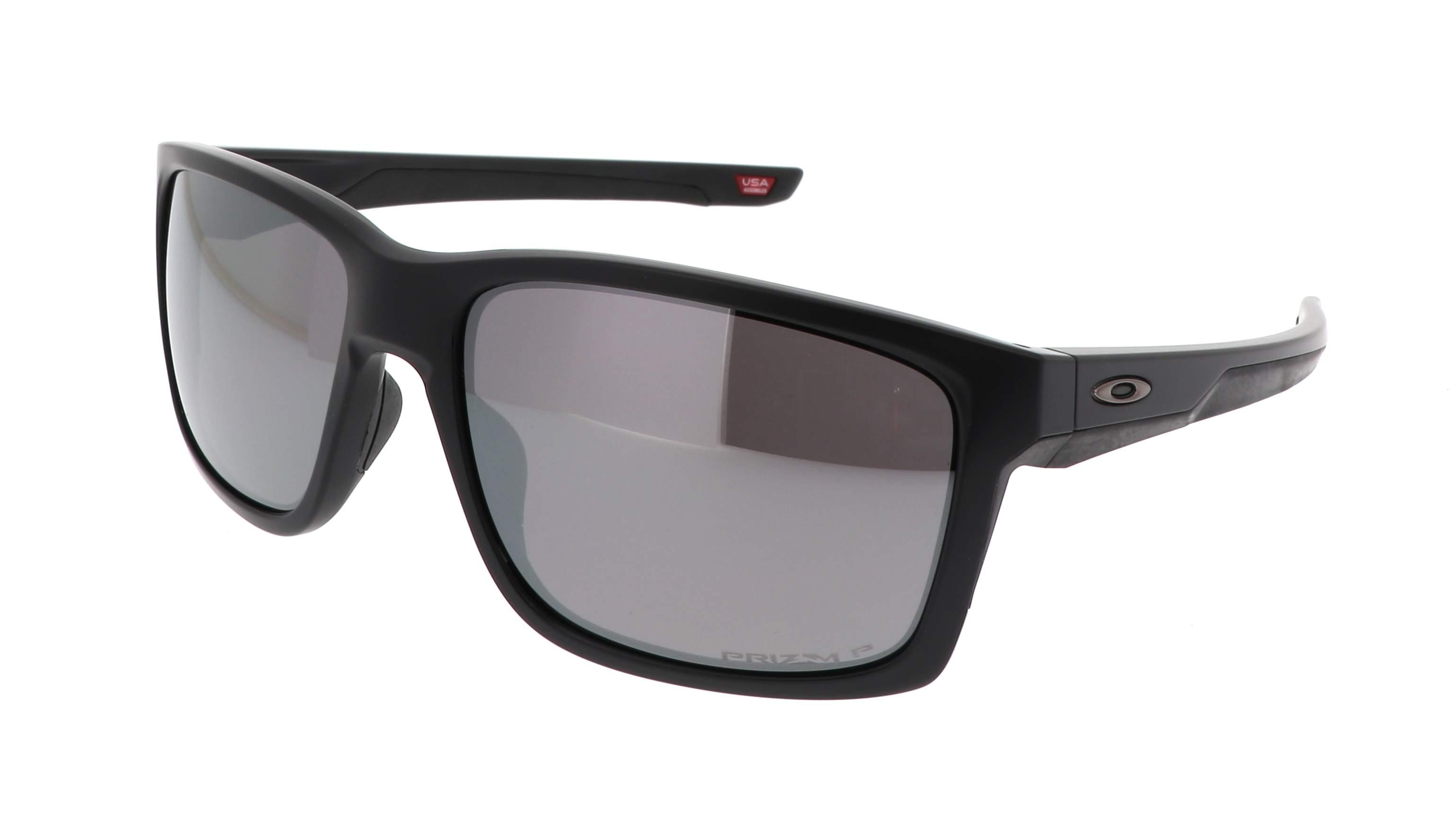 Oakley Mainlink Prizm >> Oakley Mainlink Xl Black Matte Prizm Oo9264 45 61 17 Large Polarized Mirror