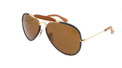 Ray-Ban Outdoorsman Craft Bleu Mat RB3422Q 9192/33 58-14 115,90 €