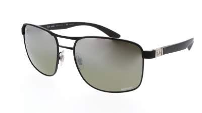 Ray-Ban RB3660CH 186/5J 58-18 Schwarz Polarisierte Gläser 132,78 €