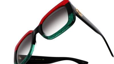 Gucci GG0083S 001 55-24 Mehrfarbig