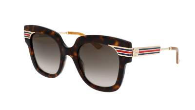 Gucci GG0281S 002 50-23 Tortoise 300,38 €