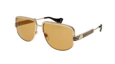 Gucci GG0585S 003 59-17 Gold 300,38 €