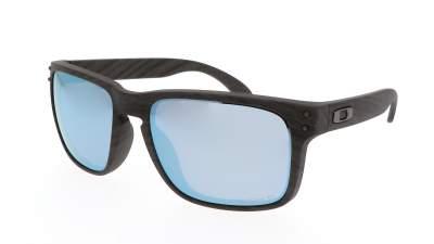 Oakley Holbrook Woodgrain Matt OO9102 J9 57-18 Polarisierte Gläser 141,71 €